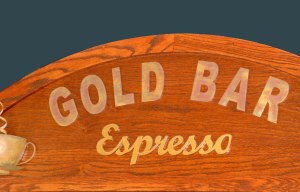 Gold Bar Espresso. Chat Republic launch