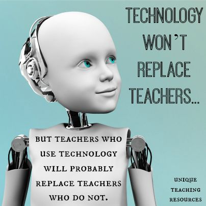 teachers vs technology